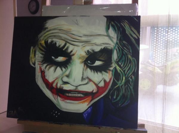 Joker by evalace